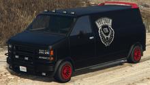 GTA V The Lost Gang Van