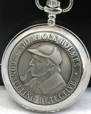 Sherlock holmes watch