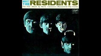 The Residents - Meet The Residents (1974) Full Album
