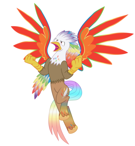 File:Rainbow power silver quill by mlp silver quill-d89mrlv.png