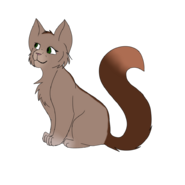 Fallenwish the Warrior Cat