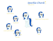 Sparkle Chord Concept Art