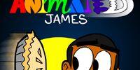 Animated James