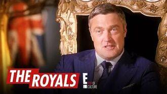 Meet The Royals King Simon E!