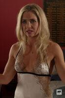 Gemma in underwear