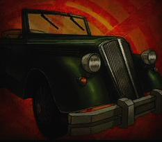 Dauphin convertible