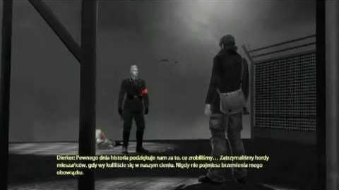 The Saboteur -- Kurt Dierker Final Death Scene