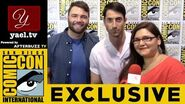 Seth Gabel & Iddo Goldberg - Salem - SDCC 2016 - yael