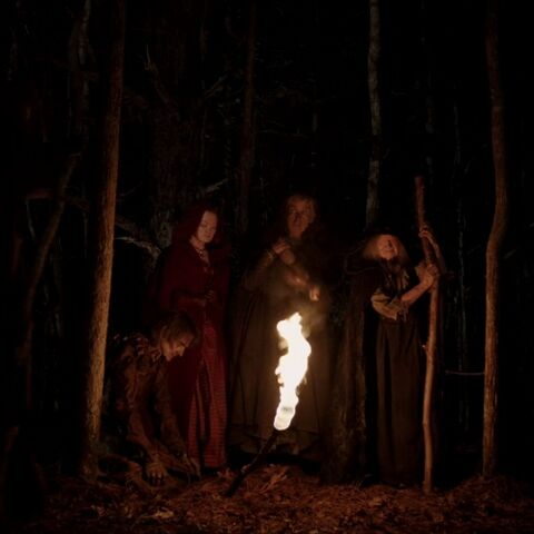 Essex witches meeting