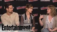 Marilyn Manson, Season 3 & More With 'Salem's' Shane West & Janet Montgomery - Entertainment Weekly