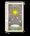 C050 Tarot Cards i03 Star