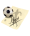 C088 Autographs celebrities i02 Autograph football player