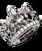 C004 Crowns World i02 Silver Crown