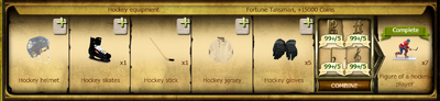 C136 Hockey equipment cropped