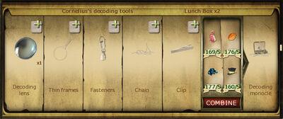 Collection 112 Corneliuss decoding tools cropped
