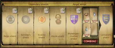 Collection 218 Legendary shields cropped