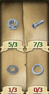 Collection 285 Set of fuses CE