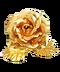 C299 Golden statuettes i05 rose