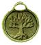 C319 Set of amulets i01 Wood Sign