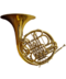 C124 Wind Instruments i06 French horn