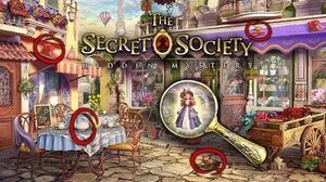 The Secret Society® - Hidden Mystery, June 2016