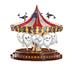 C434 Spirits' carousel i06 Spirits' carousel