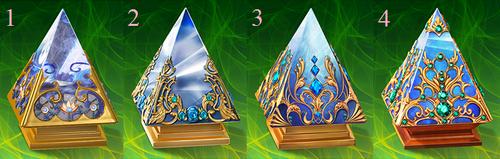 Pyramid 1-4