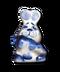 C082 Gzhel toys i04 Gzhel rabbit