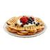 C487 Assorted waffles i02 Finnish waffles