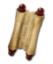 Ancient scroll