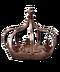 C004 Crowns World i04 Bronze Crown