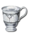 C031 Silver Setting i01 Silver cup