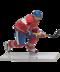 C136 Hockey equipment i06 Figure hockey player