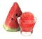 C349 Christmas parfait i05 Watermelon ice cream