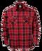 C169 Halloween fuss i01 Checkered shirt