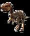 C028 Relics Past i06 T Rex Exhibit