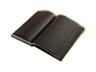 C573 Artist's supplies i06 Black sketchbook