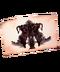 C152 Symmetrical inkblots i01 Rorschach inkblot 1