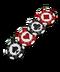 C045 Poker Combinations i06 Poker counters
