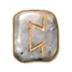 C586 Magic runes i05 Perthro rune