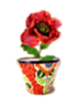C536 Fantastic plants i03 Poppy of apparitions