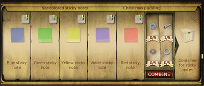 Collection 187 Varicolored sticky notes cropped