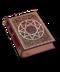 C064 Statuette wizard i03 Book spells