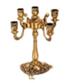 C531 Antique candlesticks i03 Floor candelabra