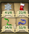 C468 Christmas sleigh CE