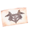 C152 Symmetrical inkblots i05 Rorschach inkblot 5