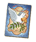 C464 Christmas cards i05 Dove card