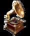 C023 Beautiful Music i01 Gramophone