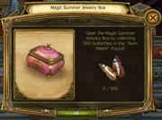 Bonfire Update Magic Summer Jewlery Box Details