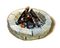 C569 Invisible observer i01 Fire pit